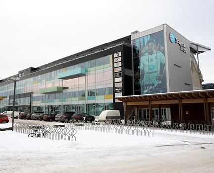 Skagerak arena skien